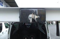 画像1: ハイエース(200系) 4型用 リア・ゲートキャッチカバー