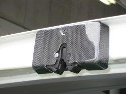 画像1: ハイエース(200系) 1型〜3型用リア・ゲートキャッチカバー